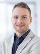 Mitarbeiter Tim Huber, BA